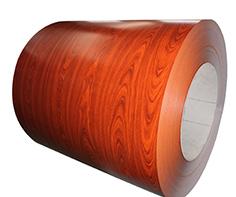 木纹彩钢板WF-WOOD0105