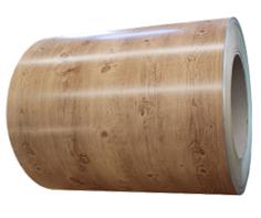 木纹彩涂钢板WF-WOOD21