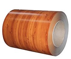 木纹彩涂钢板WF-WOOD0301