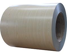 木纹彩钢板WF-WOOD0108